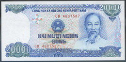 Ref. 3632-4069 - BIN NORTH VIETNAM . 1991. VIETNAM 20000 DONGS 1991 - Vietnam