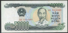 Ref. 3633-4070 - BIN NORTH VIETNAM . 1991. VIETNAM 50000 DONGS 1994 - Vietnam