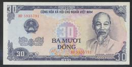Ref. 3607-4044 - BIN NORTH VIETNAM . 1985. VIETNAM 30 DONG 1985 - Vietnam