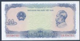 Ref. 3587-4024 - BIN NORTH VIETNAM . 1976. VIETNAM 20 DONG 1976 - Vietnam