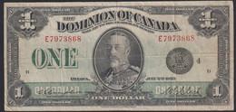 Ref. 3479-3914 - BIN CANADA . 1923. CANADA 1 DOLLAR 1923 - Canada