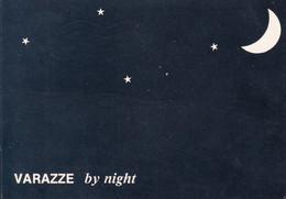 VARAZZE DI NOTTE - SAVONA - VARAZZE BY NIGHT - MOON AND STARS - 1994 - Savona