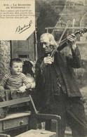 Les Chansons De Botrel 313 La Berceuse Du Violoneux ( 2)  Recto Verso - Musik