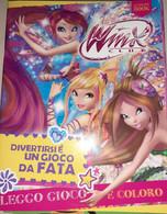 Winx Club Activity Book - Bambini