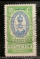 GUATEMALA OBLITERE - Guatemala