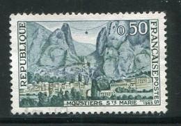 FRANCE-Y&T N°1436- Oblitéré - Gebraucht