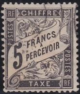 France    .  Y&T    .   Taxe  24  (2 Scans)        .   O     .    Oblitéré - 1859-1955 Usados