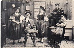 Preisgekr. Sänger - U - Schuplatier - Gesellschaft Schöpfer Aus Tells Avon (120352) - Musique Et Musiciens