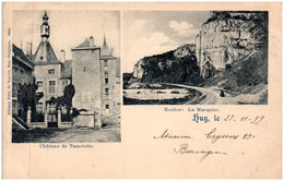 HUY - Chateau De Tamelette - Rocher : La Marquise - Huy