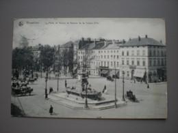BRUXELLES 1913 -  PORTE DE NAMUR ET AVENUE DE LA TOISON D'OR - NELS SERIE 1 N° 200 - Sin Clasificación