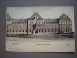 BRUXELLES - CASERNE DES CARABINIERS - MILITARIA - NELS SERIE 1 N° 60 COLORISEE - Sin Clasificación