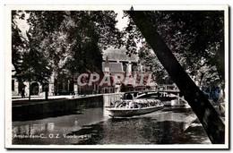 CPA Pays Bas Amsterdam Voorburgwal - Amsterdam
