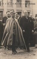 Tematica - Ventennio Fascista - S.M. Il Re - S. E. Mussolini E L'On. Delcroix - - Guerra 1939-45
