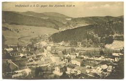 WEISSENBACH - AUSTRIA, Year 1916. - Attersee-Orte