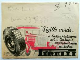 Pirelli - Sigillo Verde - Italie
