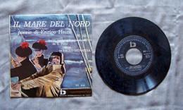 Enrico Heine Il Mare Del Nord  Anni 60 Disco Vinile Poesia Pocar Giuranna Crepax - Collezioni