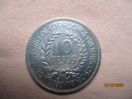Uruguay: 10 Pesos 1961 - Uruguay
