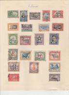 Petite Collection De Timbres Du Liberia ( Sur Charnieres) - Liberia