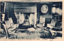 Rennes (35) - Château De Prévalaye Le Salon. - Rennes