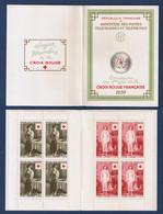 YVERT CARNET N° 2005 - CARNET CROIX ROUGE 1956 N** / MNH - Croce Rossa