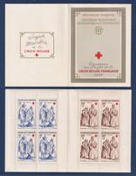 YVERT CARNET N° 2006 - CARNET CROIX ROUGE 1957 N** / MNH - Croce Rossa