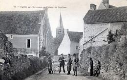78  LA VALLEE DE CHEVREUSE  ENTREE ANIMEE DE SENLISSE - Unclassified