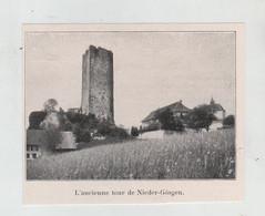 L'ancienne Tour De Nieder Gosgen - Non Classificati