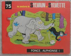 Sylvain Et Sylvette - Fonce, Alphonse - N°75 - Sylvain Et Sylvette