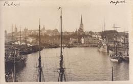 Reval.Tallinn.Port View. - Estonia
