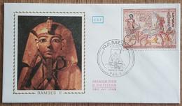 FDC 1976 - YT N°1899 - RAMSES - PARIS - 1970-1979