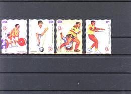 Papua New Guinea Scott 952-55 Sport Mint Unhinged (299) - Papua Nuova Guinea