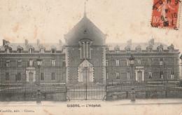 GISORS  -  27  -  L'Hôpital - Gisors