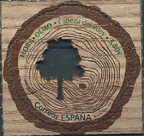 ESPAGNE SPANIEN SPAIN ESPAÑA 2020 TREES FLORA. OLMO. CABEZA DEL BUEY MNH ED 5431 MI 5470 YT 5172 - 2011-... Unused Stamps