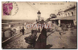 CPA Houlgate La Terrasse Du Casino - Houlgate