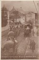 SOIGNIES - La Retraite Allemande 1918 Le Vol Des Matelas - Soignies