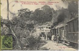 GUINEE  Chemin De Fer De Conakry Au Niger - Gare De FOFOTA - French Guinea