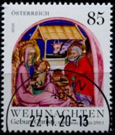 """Austria 2020 SM """"Weihnachten - Geburt Christi"""" Gestempelt/used - 2011-... Gebraucht"""