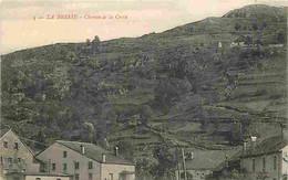 88 - La Bresse - Chemin De La Croix - Voyagée En 1914 - CPA - Voir Scans Recto-Verso - Otros Municipios