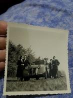 PHOTO ORIGINALE CITROEN 2CV  ANNEE CIRCA 50 - Automobili
