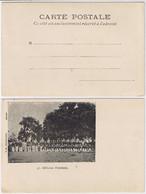 CPA HANOI Miliciens Tonkinois - Neuve, Dos Non Divisé - F.-H. Schneider 31 -ARMEE INDOCHINE COCHINCHINE TONKIN MILITAIRE - Vietnam