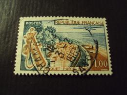 """1960-69 - Oblitéré N° 1355   """" Le Touquet """"    """" Chambéry """"     Net 0.30   Photo  1 - Usados"""