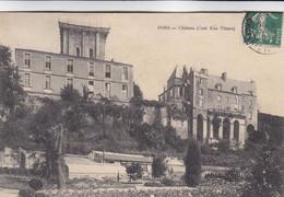 Pons, Château (pk75617) - Pons