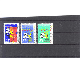 Papua New Guinea Michel 758-60 (314) - Papua Nuova Guinea
