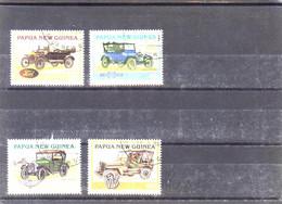 Papua New Guinea Michel 708-11 Cars (317) - Papua Nuova Guinea