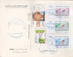 Post Card SUDAN ELSETTEN POST OFFICE CDS 2020 #3 - Soedan (1954-...)