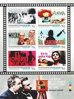 1741 URUGUAY 2020.125 Años De La Primer Proyección De Cine - Uruguay