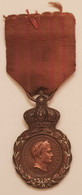 Médaille De Saint Hélène Napoléon 1er Empire Original - Antes De 1871