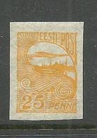 ESTLAND ESTONIA 1924 Michel 53 MNH - Estland