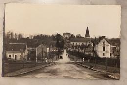 37  PREUILLY SUR CLAISE Vue Prise De La Gare - Other Municipalities