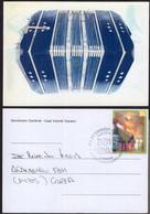 Argentina - 2007 - Carte Postale - Bandoneon Cardenal - Accordéon - Musica